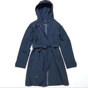 Patagonia S Womens arborist trench jacket
